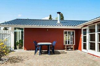 Luxuriöses Ferienhaus in Allingåbro am Meer