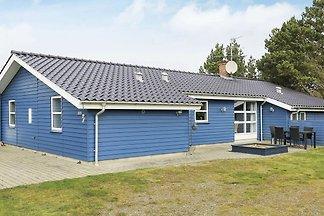 Ruhiges Ferienhaus in Ulfborg mit Sauna