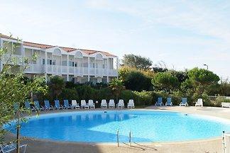 Ferienwohnung mit Pool- oder Meeresblick bei ...