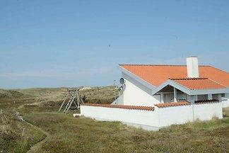 Herrliches Ferienhaus in Ringkøbing mit Sauna