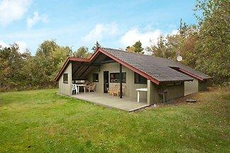 Vintage-Ferienhaus in Rødby mit Terrasse