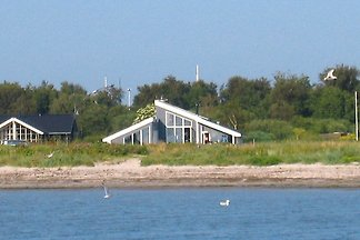 Modernes Ferienhaus mit privatem Swimmingpool...