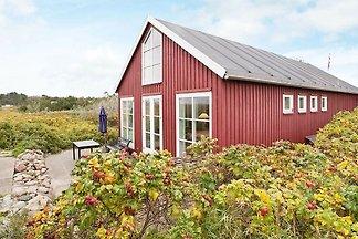 Modernes Ferienhaus in Seeland in Strandnähe
