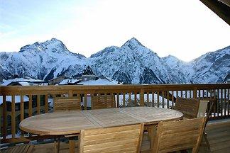 Luxuriöse Ferienwohnung mit Balkon im schönen...