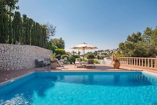 Enticing Villa in Benissa with Swimming Pool