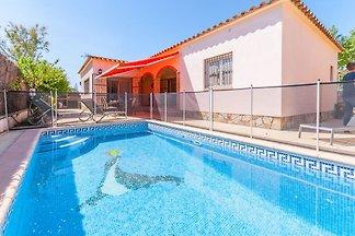 Schöne Villa mit privatem Swimmingpool an der...
