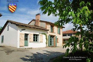 Gemütliches Ferienhaus in Piquecos mit privat...