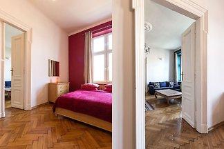 Sonniges Apartment in Krakau mit moderner...
