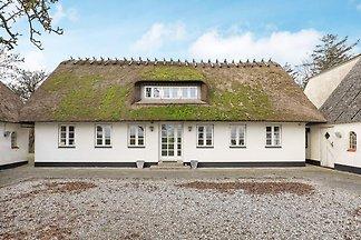 Gemütliches Ferienhaus in Fünen am Strand