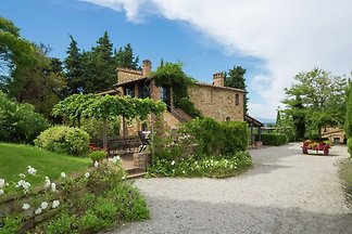 Charmantes Bauernhaus in Badia a Cerreto mit...