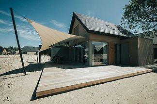 Luxuriöses Haus mit einem schönen Außenbereic...