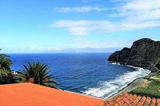 Schöne Villa in Hermigua, La Gomera mit Patio