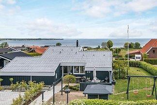 5 Sterne Ferienhaus in Sjølund