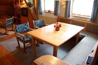 Landelijk appartement in Flachau met sauna