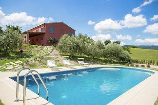 Moderne Villa mit Swimmingpool in Fossombrone