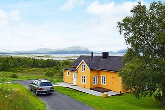 5 Personen Ferienhaus in Skutvik