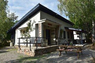 Modernes Ferienhaus in Saint-Honoré-les-Bains...