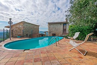 Rustic Holiday Home in Corciano with Swimming...
