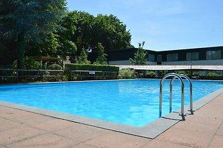Charmantes Ferienhaus mit Pool in Hulshorst