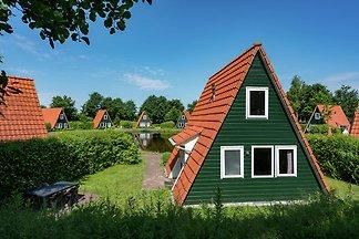Acogedora casa de campo con un amplio jardín,...