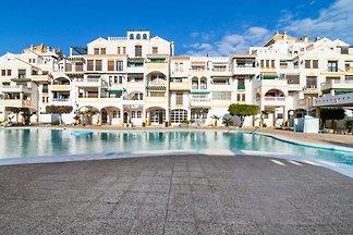 Schöne Ferienwohnung in Roquetas De Mar mit...