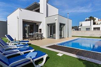Modernes Ferienhaus in Foz de Arelho mit...