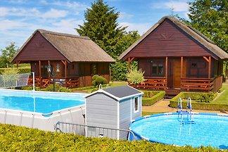 Gemütliches Cottage in Domaslawice in...