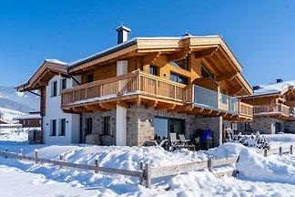 Luxuriöses Ferienhaus mit Sauna in...
