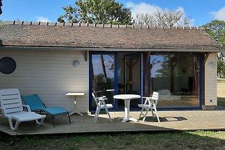 Ferienhaus in der Normandie mit Zentrum und S...
