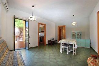 Apartament w rezydencji 500m od morza, w Sant...