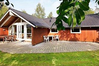 Gemütliches Cottage mit Whirlpool in Ansager