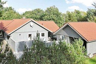 Wunderschönes Ferienhaus in Ansager mit Sauna