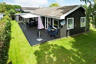 Modernes Ferienhaus in Juelsminde mit...