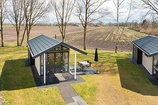 Leuk tiny house met airco, in het groene...