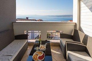 Opulent ausgestattetes Apartment in Crikvenic...