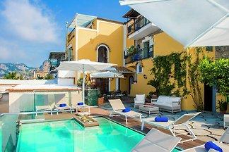 Swanky Villa in Nocelle with Pool & Splendid ...