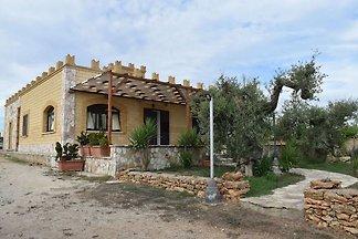 Marzycielski dom wakacyjny w Triscina di seli...