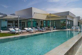 Ruhige Villa in Adeje Spanien mit...