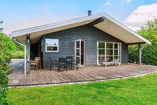 Gemütliches Ferienhaus in Ebeltoft mit Sauna