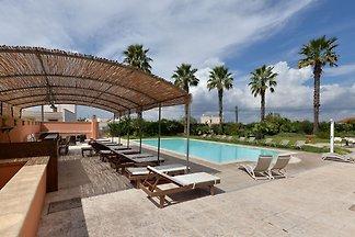Gemütliche Ferienwohnung mit Pool in Gagliano...