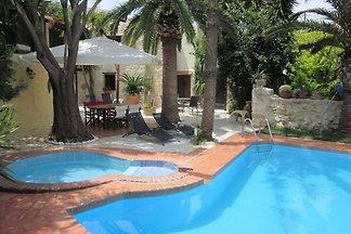 Ruhige Villa in Giannoudi Kreta mit...