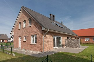 Scenic Holiday Home in Zierow with Fenced...