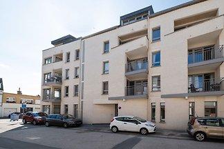 Modernes Apartment in Bray-Dune mit Meerblick