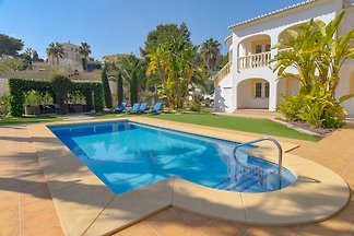 Luxurious Villa with Swimming Pool at Benissa...