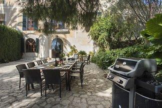 Modernes Landhaus in Lloseta mit eigenem Pool
