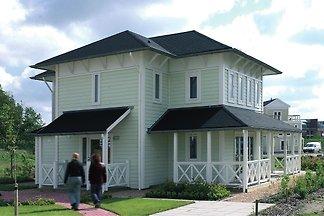 Komfortable Villa mit 3 Badezimmern, 9 km von...
