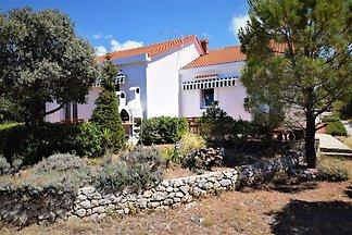 Ruhiges Ferienhaus mit Terrasse in Mandre,...