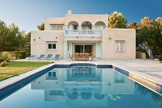 Gemütliche Villa in Sant Josep de sa Talaia m...
