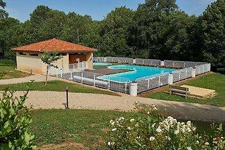 Faszinierendes Ferienhaus in Lacapelle-Mariva...
