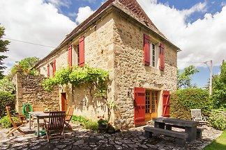 Geräumiges Bauernhaus mit privatem Garten in...